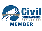 Civil Contractors NZ Member